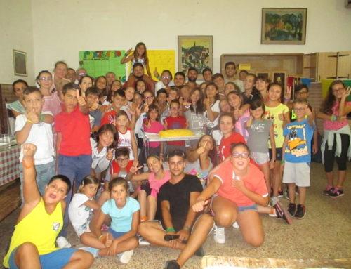 Campo scuola bambini 2016