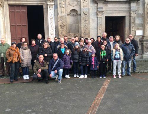 II Gruppo Parrocchiale Ritiro Farnese 2016