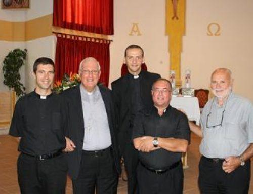 Visita di S.E. Mons. Marrucci