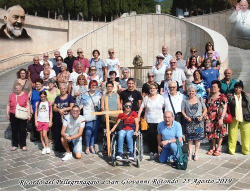 Pellegrinaggio San Pio 2019